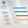 Защитное стекло ArmorStandart 3D Anti-spy для Apple iPhone SE new/8/7 White (ARM51464-G3DS-WT) рис.5