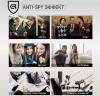 Защитное стекло ArmorStandart Full-Screen 3D PREMIUM Anti-spy для Apple iPhone X Black рис.7