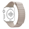 Apple Leather Loop Band for Apple Watch 42mm/44mm Beige рис.1