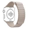 Armorstandart Leather Loop для Apple Watch All Series 38/40 mm Beige (ARM51732) мал.1