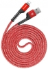 Baseus Confidant Anti-break Cable Type-C 2A 1M Red (CATZJ-A09) рис.1