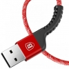 Baseus Confidant Anti-break Cable Lightning 2A 1.5M Red (CALZJ-B09) рис.3