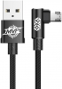Baseus MVP Elbow Type Cable Micro USB 2A 1M Black (CAMMVP-A01) рис.1