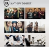 Защитное стекло ArmorStandart 3D Anti-spy для Apple iPhone 6/6s Black (ARM51772-G3DS-BK) рис.7