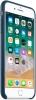 Apple iPhone 8 Plus Silicone Case (OEM) - Cosmos blue рис.2