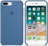 Apple iPhone 8 Plus Silicone Case (OEM) - Denim blue рис.2