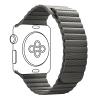 Armorstandart Leather Loop для Apple Watch All Series 38/40 mm Grey (ARM48654) мал.1