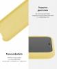 Apple iPhone XS/X Silicone Case (OEM) - Lemonade рис.6