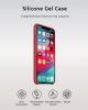 Apple iPhone XS/X Silicone Case (OEM) - Red Raspberry рис.2