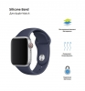 Apple Sport Band for Apple Watch 42mm/44mm Denim Blue (3 straps) рис.2