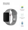 Armorstandart Sport Band (3 Straps) для Apple Watch 38-40 mm Grey (ARM51941) мал.2