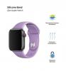 Armorstandart Sport Band (3 Straps) для Apple Watch 38-40 mm Lilac (ARM51939) мал.2