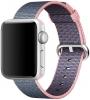 Armorstandart Nylon Band для Apple Watch All Series 38/40 mm Light Pink/Grey (ARM51959) мал.1