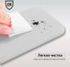 Samsung J4 2018 (J400) TPU Soft Touch - Black рис.3
