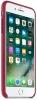 Apple iPhone 8 Plus Leather Case (OEM) - Berry рис.3