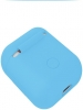 Airpods Silicon case+straps sky blue (in box) мал.7