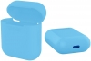 Airpods Silicon case+straps sky blue (in box) рис.8