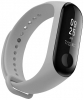 Xiaomi ремешок Mi Band 4/3 (Light Grey) рис.1