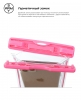 Waterproof case universal pink мал.5