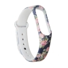 Xiaomi ремешок Mi Band 4/3 (Blue with flowers) рис.2