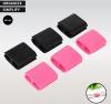 Органайзер для кабеля ArmorStandart CC-923 Pink/Black (ARM52026) мал.1