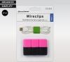 Органайзер для кабеля ArmorStandart CC-923 Pink/Black (ARM52026) мал.2