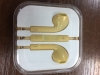 Apple EarPods with 3.5 mm Headphone Plug (MD827) (HC, no box, gold) рис.1