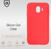 Панель Armorstandart Silicone Case для Samsung Galaxy J4 (J400) Red (ARM52172) рис.2