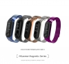 ArmorStandart Metal Milanese Magnetic Band for Xiaomi Mi Band 3 Matte Black рис.6