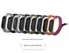 Ремешок нейлоновый ArmorStandart для Xiaomi Mi Band 3 Grey/Pink мал.7