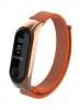Ремешок нейлоновый ArmorStandart для Xiaomi Mi Band 3 Orange мал.1