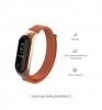 Ремешок нейлоновый ArmorStandart для Xiaomi Mi Band 3 Orange рис.2