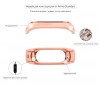 Ремешок нейлоновый ArmorStandart для Xiaomi Mi Band 3 Orange мал.4