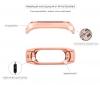 Ремешок нейлоновый ArmorStandart для Xiaomi Mi Band 3 Pink рис.4