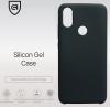Панель Armorstandart Silicone Case для Xiaomi Mi 6x/A2 Black (ARM52672) мал.2