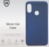 Панель Armorstandart Silicone Case для Xiaomi Mi 6x/A2 Blue (ARM52676) мал.3