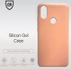 Панель Armorstandart Silicone Case для Xiaomi Mi 6x/A2 Pink Sand (ARM52680) мал.2