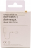 Apple Lightning to USB Cable (1m) (MD818) (OEM, in box, i6) рис.7