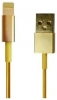 Apple Lightning to USB Cable (1m) (MD818) (HC, no box, i5, gold) рис.1