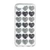 3D Love Silicon case for iPhone 6S black/silver рис.1