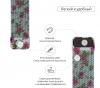 Apple Milanese Loop Band for Apple Watch 42mm/44mm Flowers Red Lily рис.2