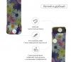 Apple Milanese Loop Band for Apple Watch 42mm/44mm Flowers Daisy рис.2