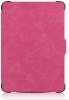 Anti-crash Leather Case for Amazon Kindle Paperwhite Pink рис.1