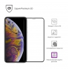 Защитное стекло ArmorStandart Full-Screen 3D PREMIUM для Apple iPhone XS Max Black рис.2