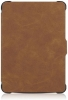 Anti-crash Leather Case for Amazon Kindle Paperwhite Brown рис.1