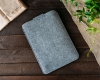 Чехол для ноутбука Gmakin для Macbook Air/Pro 13,3 светло-серый, на застежке (GM55) мал.6