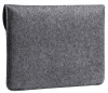 Чехол для ноутбука Gmakin для Macbook Air/Pro 13,3 темно-серый, на кнопке (GM62) мал.4