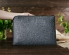 Чехол для ноутбука Gmakin для Macbook Air/Pro 13,3 светло-серый, на молнии (GM67) мал.10