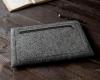 Чехол для ноутбука Gmakin для Macbook Air/Pro 13,3 темно-серый, на молнии (GM68) мал.11