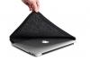 Чехол для ноутбука Gmakin для Macbook Air/Pro 13,3 темно-серый, на молнии (GM68) мал.3